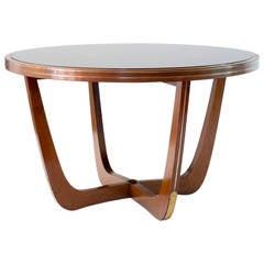 """Big Pier Luigi Colli """"651"""" Coffee Table, 1940"""