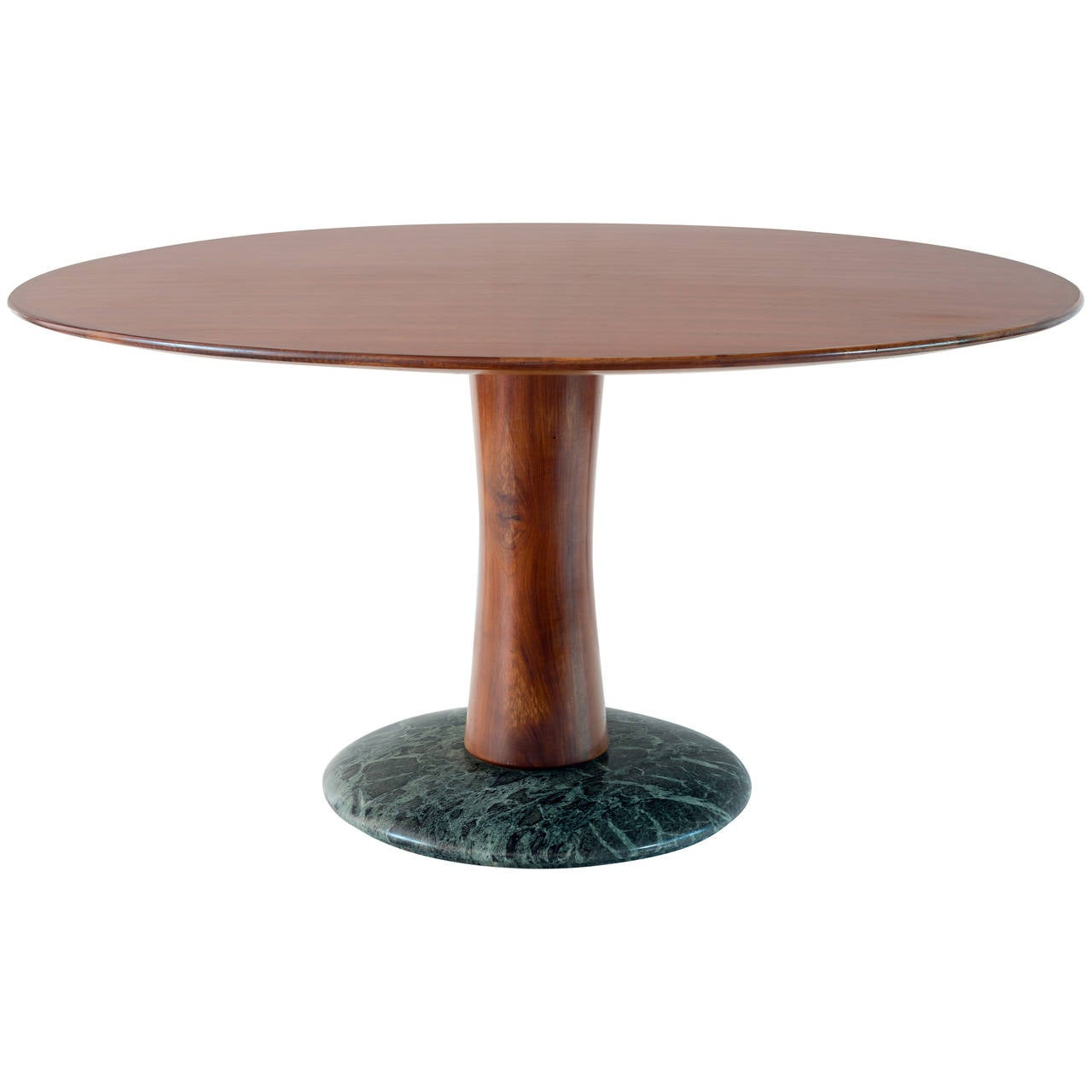 1950 Dining Room Furniture Paolo Buffa Round Dining Table 1950 At 1stdibs