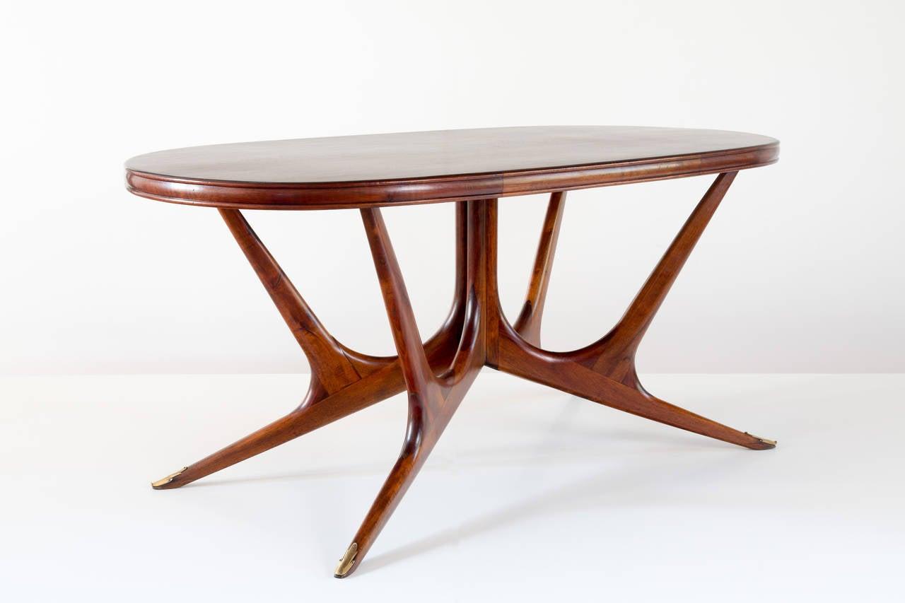 Sculpural italian dining table circa 1940 for sale at 1stdibs - Italian dining table sets ...