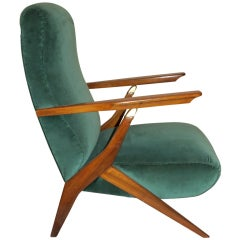 Antonino Gorgone Lounge Chair