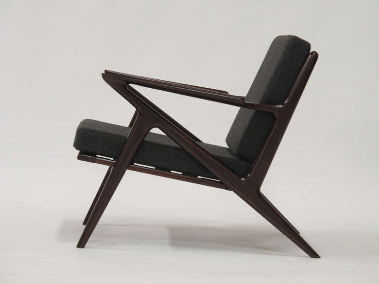 Poul jensen selig z chair at 1stdibs for Poul jensen z chair