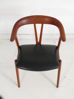 Torbjorn Afdal for Bruksbo Dining Chairs