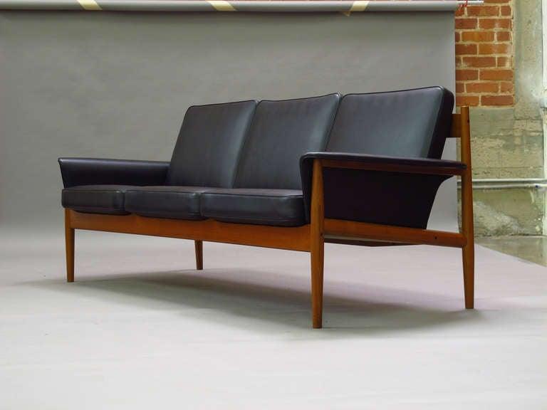 Grete jalk sofa for france and sons at 1stdibs for Berkeley modern furniture
