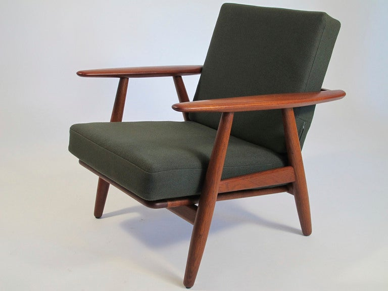 Hans Wegner Cigar Arm Chairs image 4