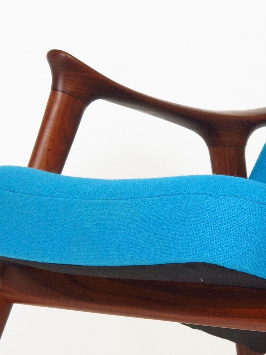 this mid century danish rocking chair is no longer available