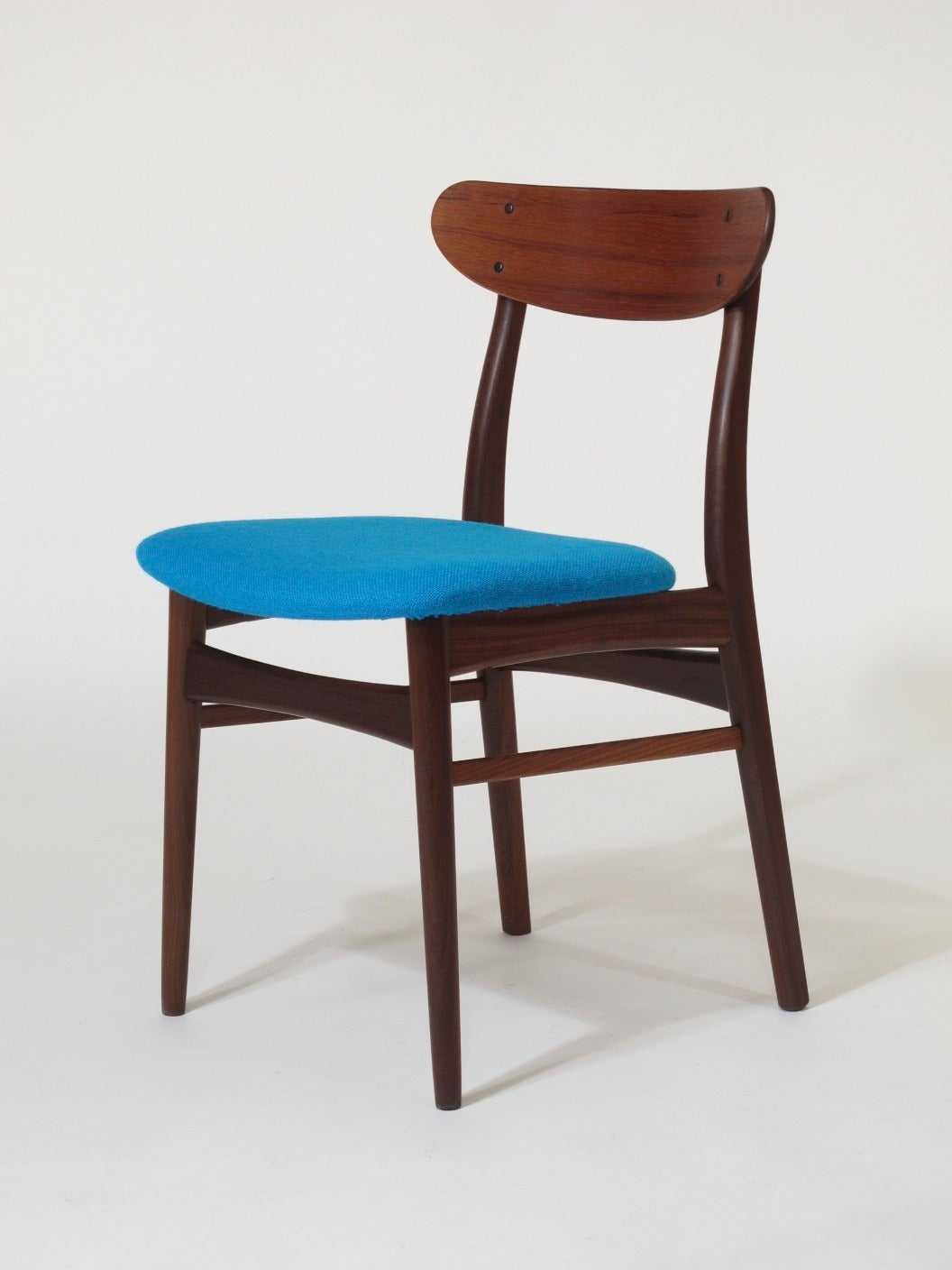 six mid century dining chairs at 1stdibs