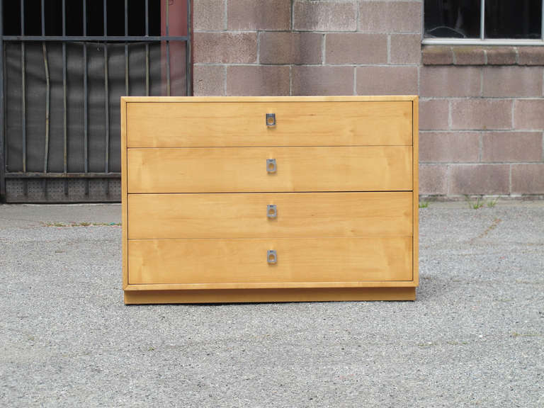 Jack Cartwright For Founders Maple Dresser At Stdibs - Cartwright furniture