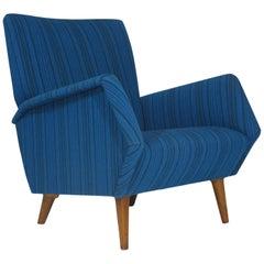 Gio Ponti Model 803 Mid-Century Italian Lounge Chair