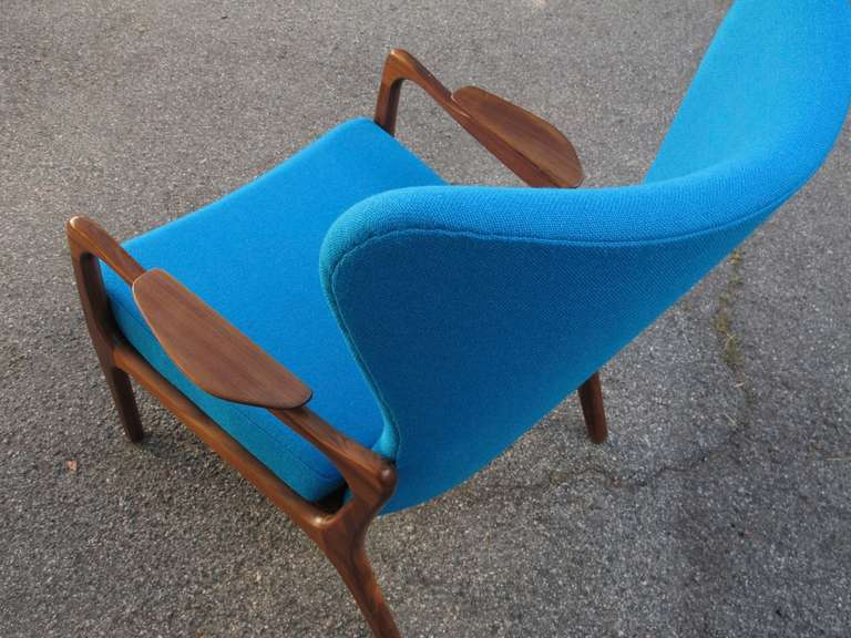 Mid-20th Century Adrian Pearsall for Craft Associates Lounge Chair