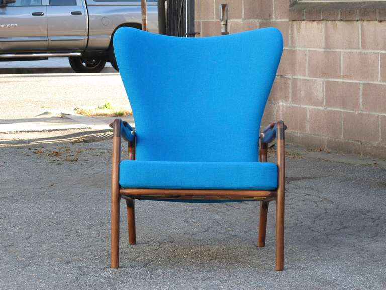 American Adrian Pearsall for Craft Associates Lounge Chair