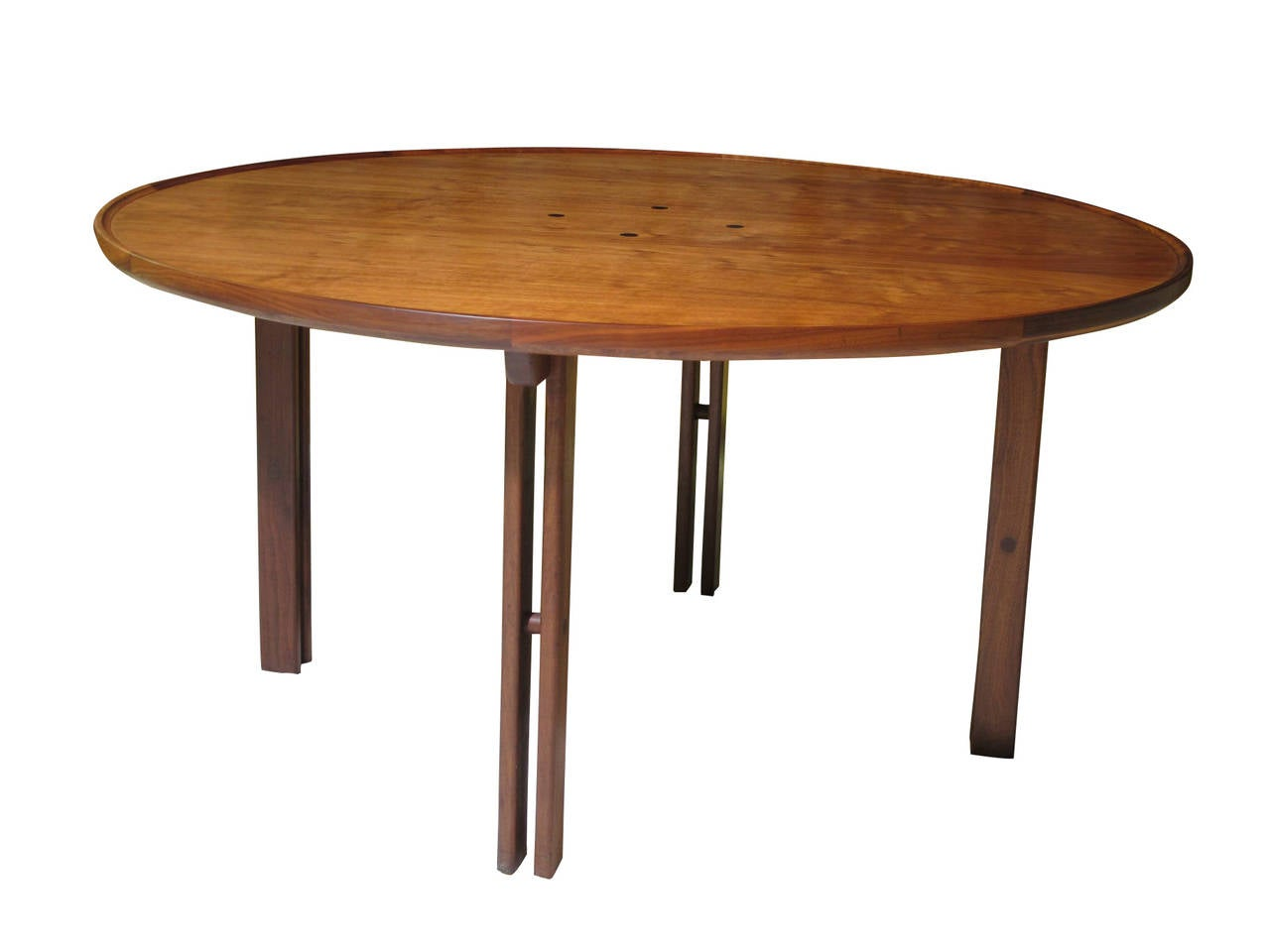 Mid-Century Modern Mid-Century Walnut Coffee Table For Sale