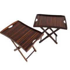 Don Shoemaker Folding Tables