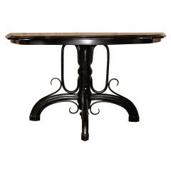 Thonet Console Table