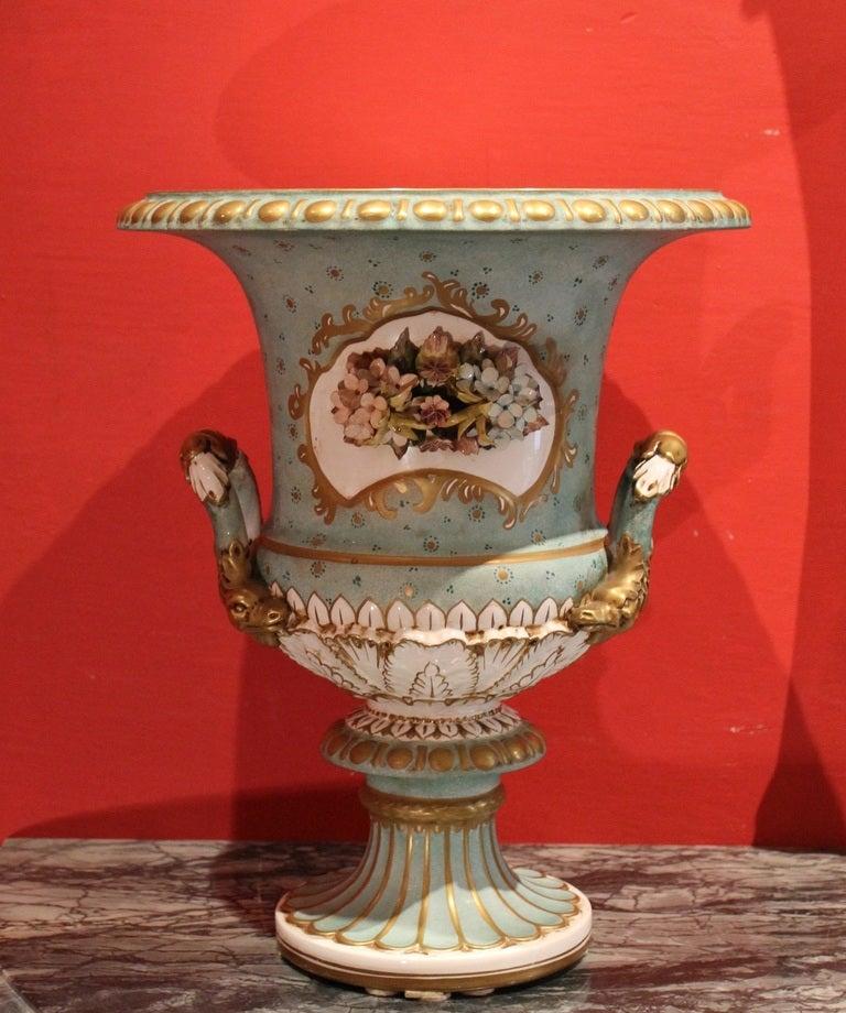 Capodimonte Vases Antique Best Vase Decoration 2018