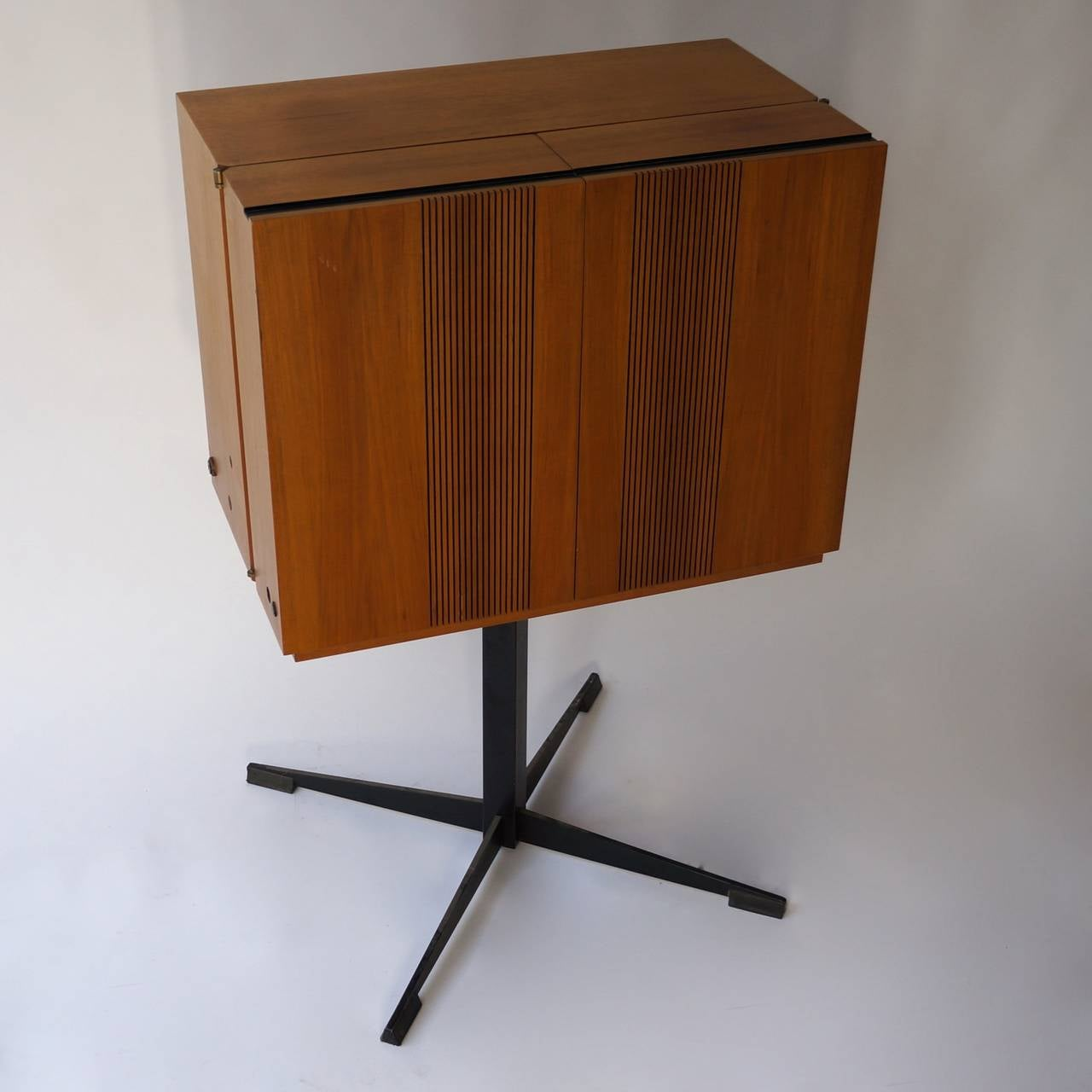 Dual Type Hs21 Record Player Germany 1966 At 1stdibs