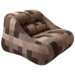 Nice Lounge or Rocking Chair by D'urbino & Lomazzi