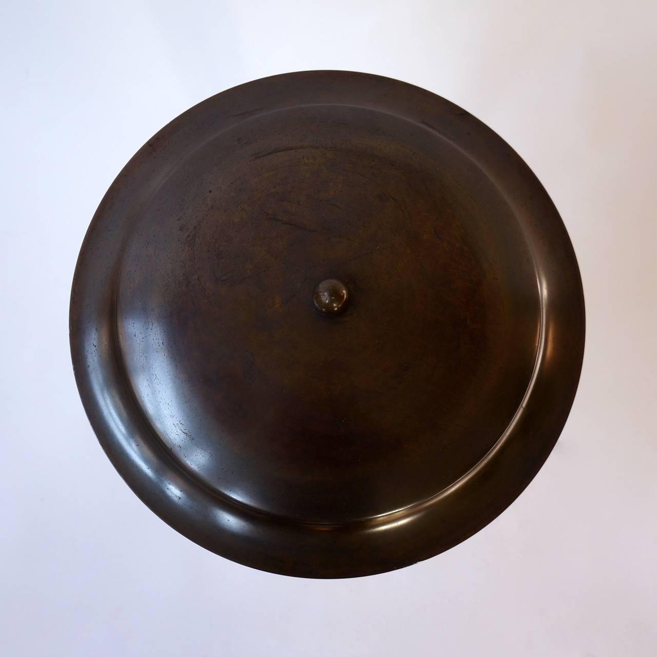 20th Century Elegant Art Deco Table Lamp For Sale