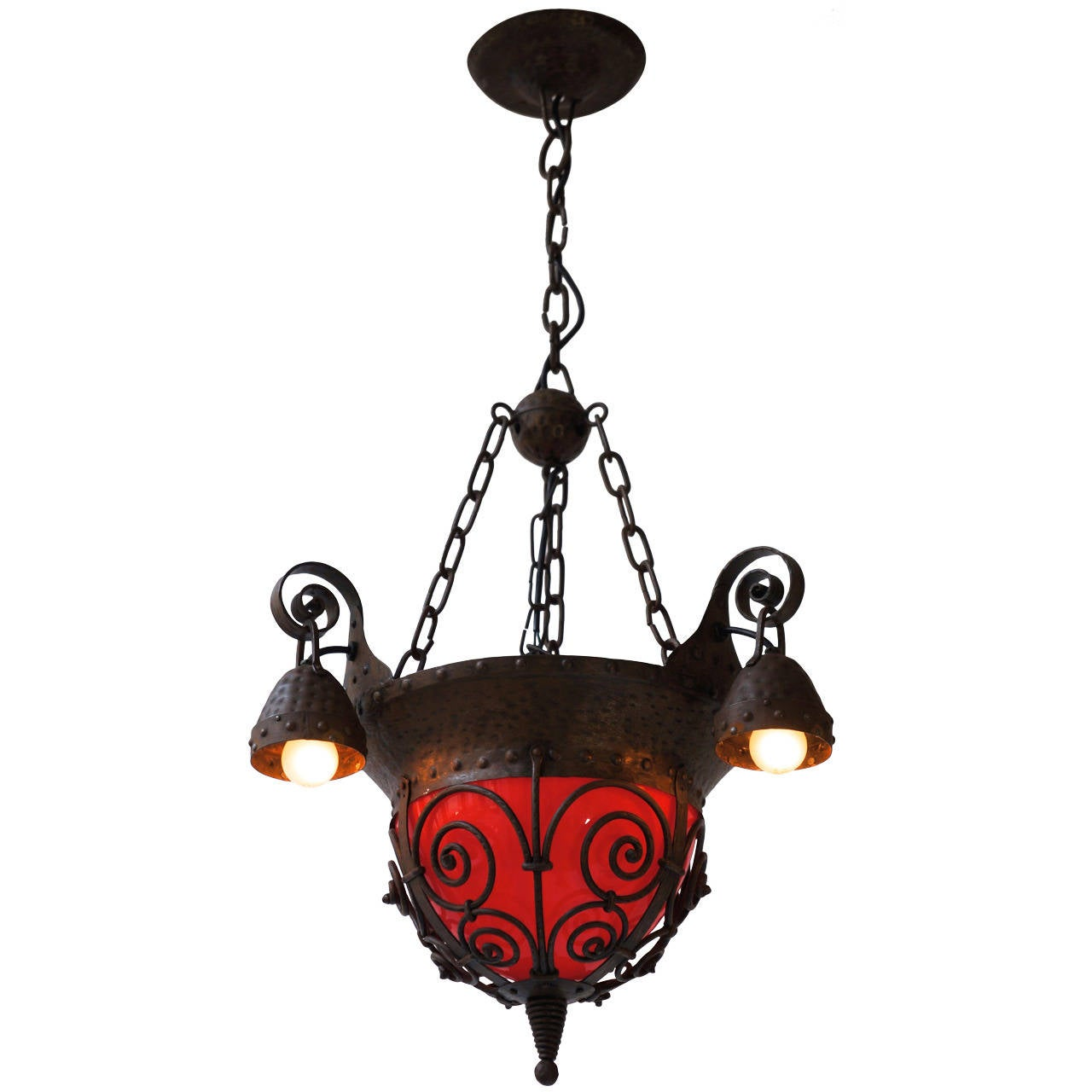 gothic style chandelier at 1stdibs