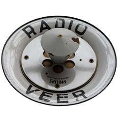 Industrial Philips Speaker