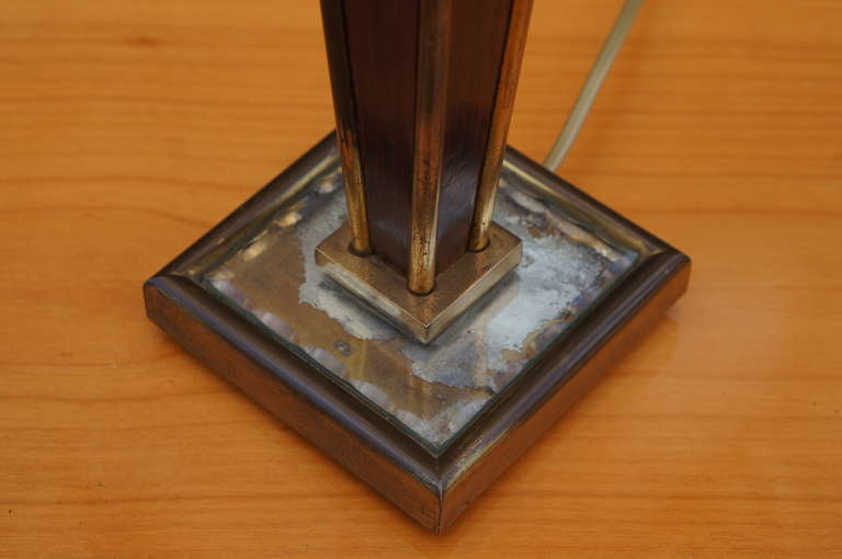 Pair of French Art Deco Table Lamps For Sale 2