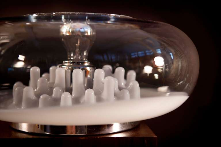 20th Century Vistosi Table Lamp For Sale