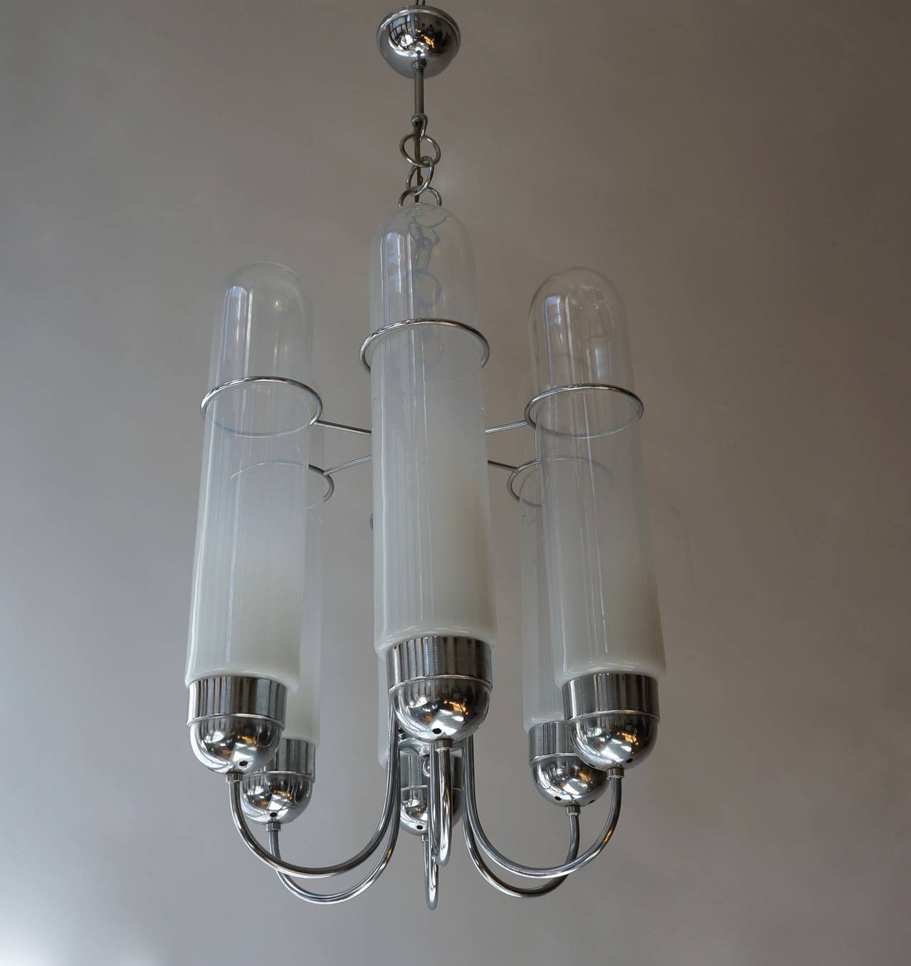 Aldo Nason for Mazzega Ceiling Fixture, Italy, 1960 In Good Condition For Sale In Antwerp, BE