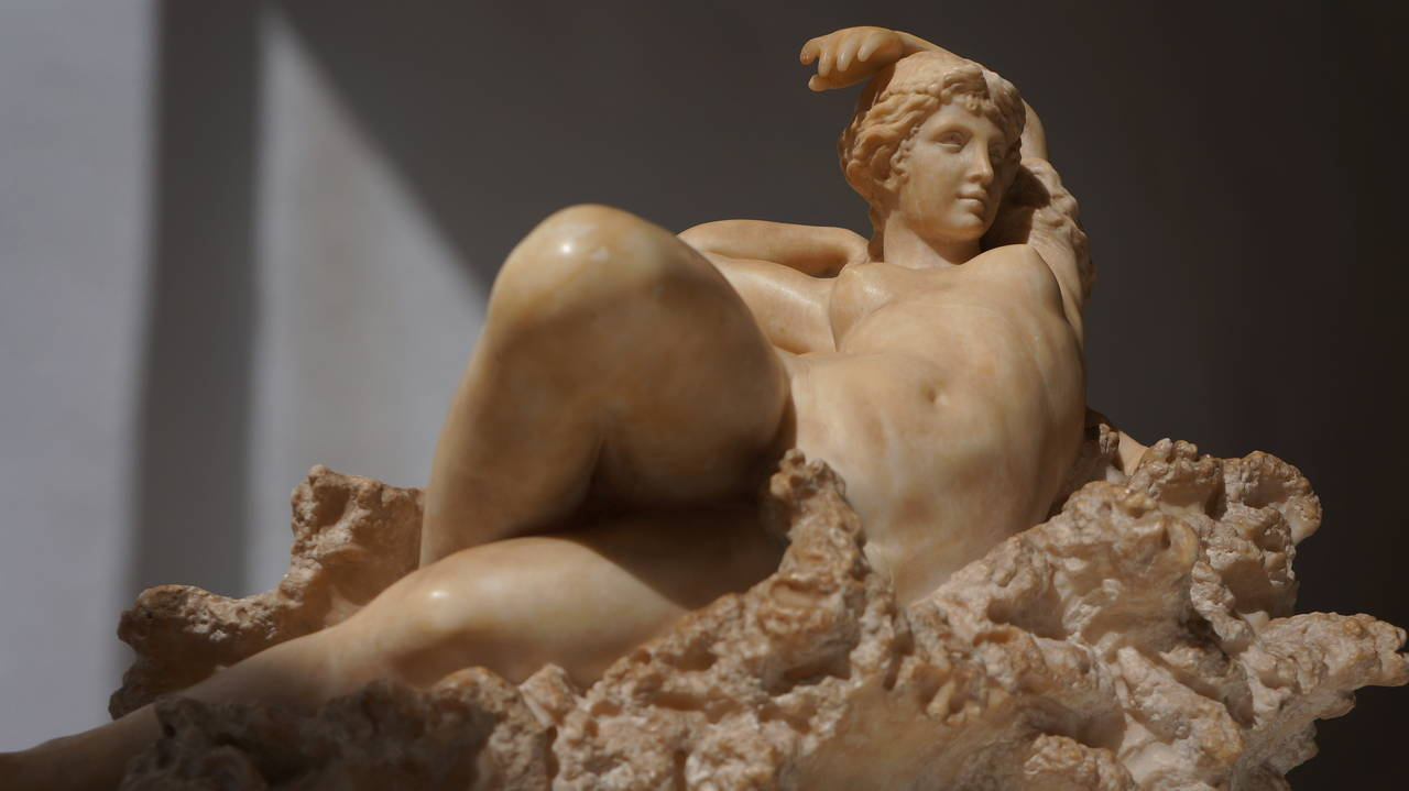 """Pietro Bazzanti Sculpture, """"The Birth of Venus from the Waves of the Sea"""" 7"""