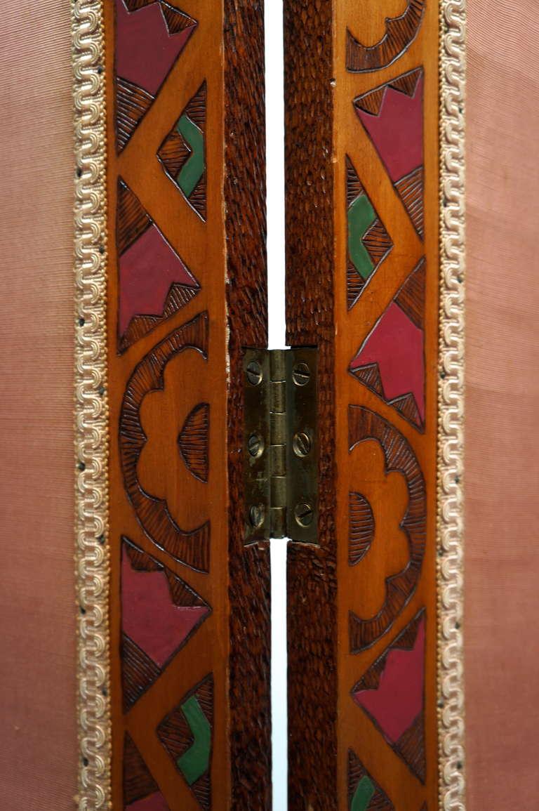 Art Deco Folding Screen For Sale 2