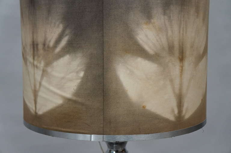 Large Ceramic Table Lamp For Sale 2