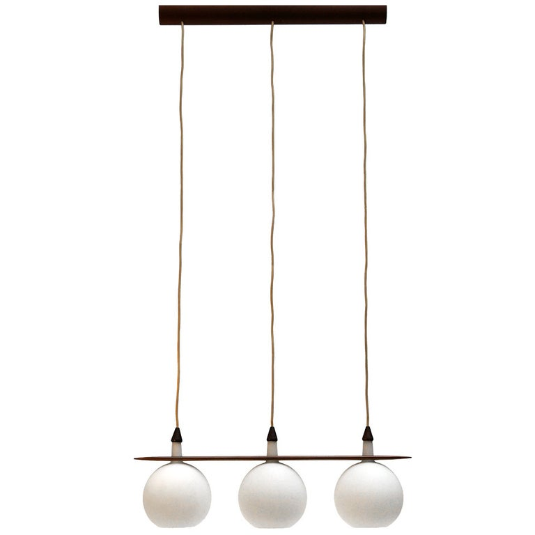Italian Ceiling Lamp For Sale