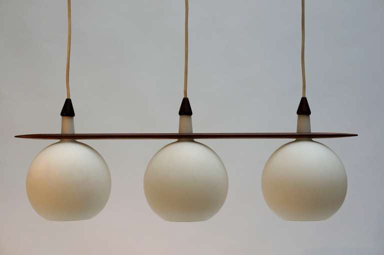 Mid-Century Modern Italian Ceiling Lamp For Sale