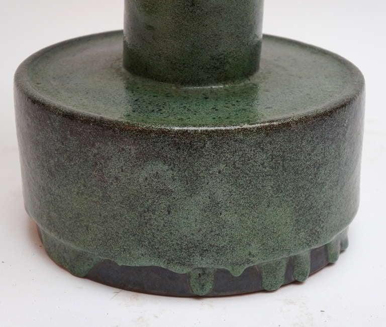 Italian Ceramic Floor Lamp 8