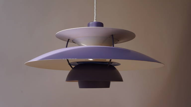 Mid-20th Century Poul Henningsen Hanging Lamp for Louis Poulsen For Sale