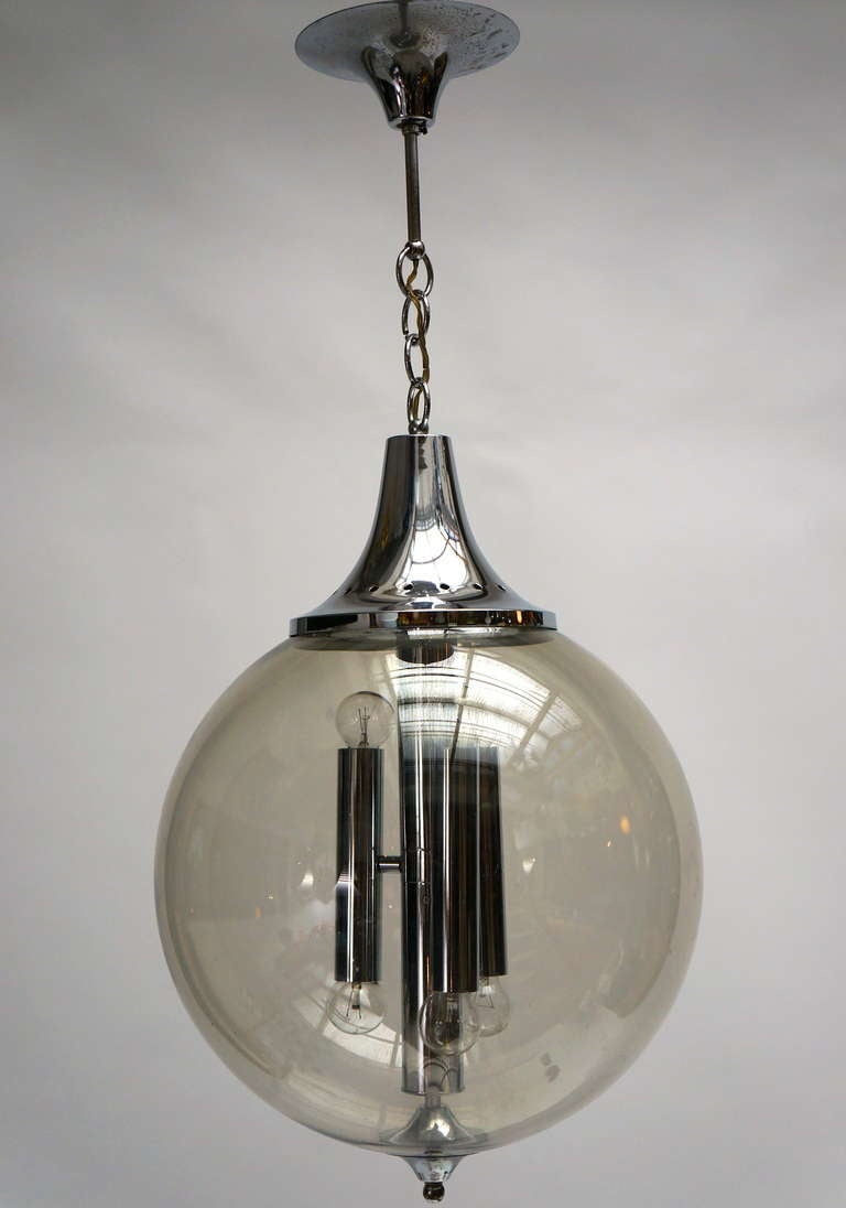 Murano Blown Glass Chandelier In Good Condition For Sale In Antwerp, BE