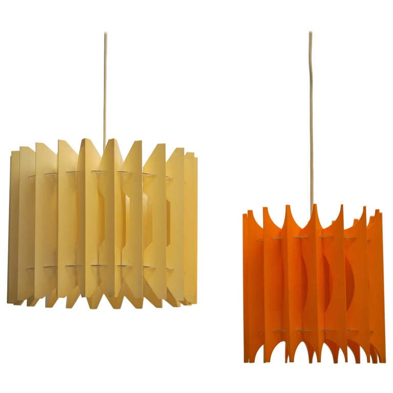 Pair of Pendant Lights