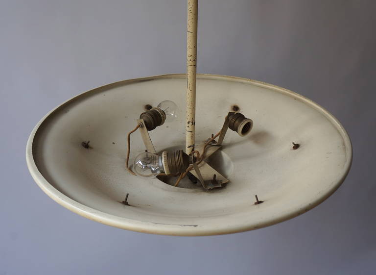 Mid-20th Century  Chandelier For Sale