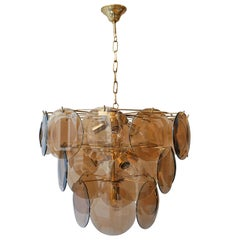 Vistosi Murano Chandelier