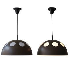 Pair of Pendant Lamps by RAAK