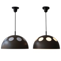 One of Two Pendant Lamps by RAAK