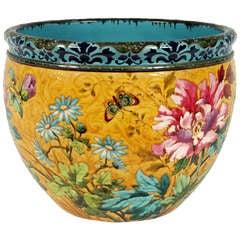 Monumental Aesthetic Floral Jardinière