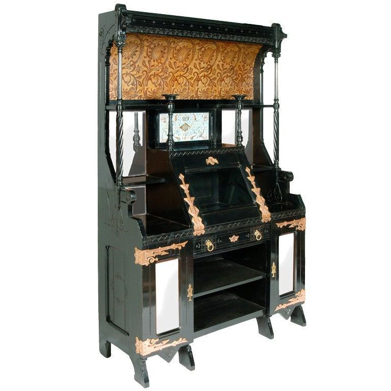 Kimbel & Cabus Cabinet 1