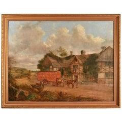 19th Century Painting John Charles Maggs