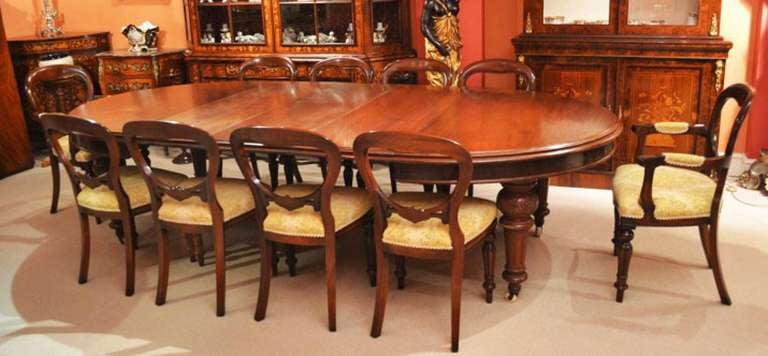 10ft victorian dining table 10 chairs is no longer available