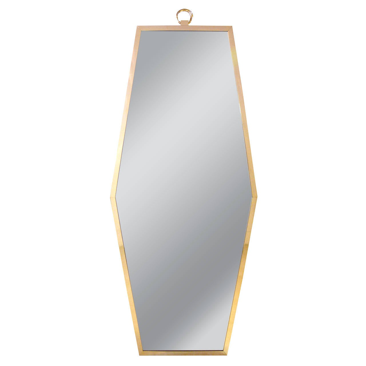 CF MODERN Custom Full Length Hexagonal Mirror