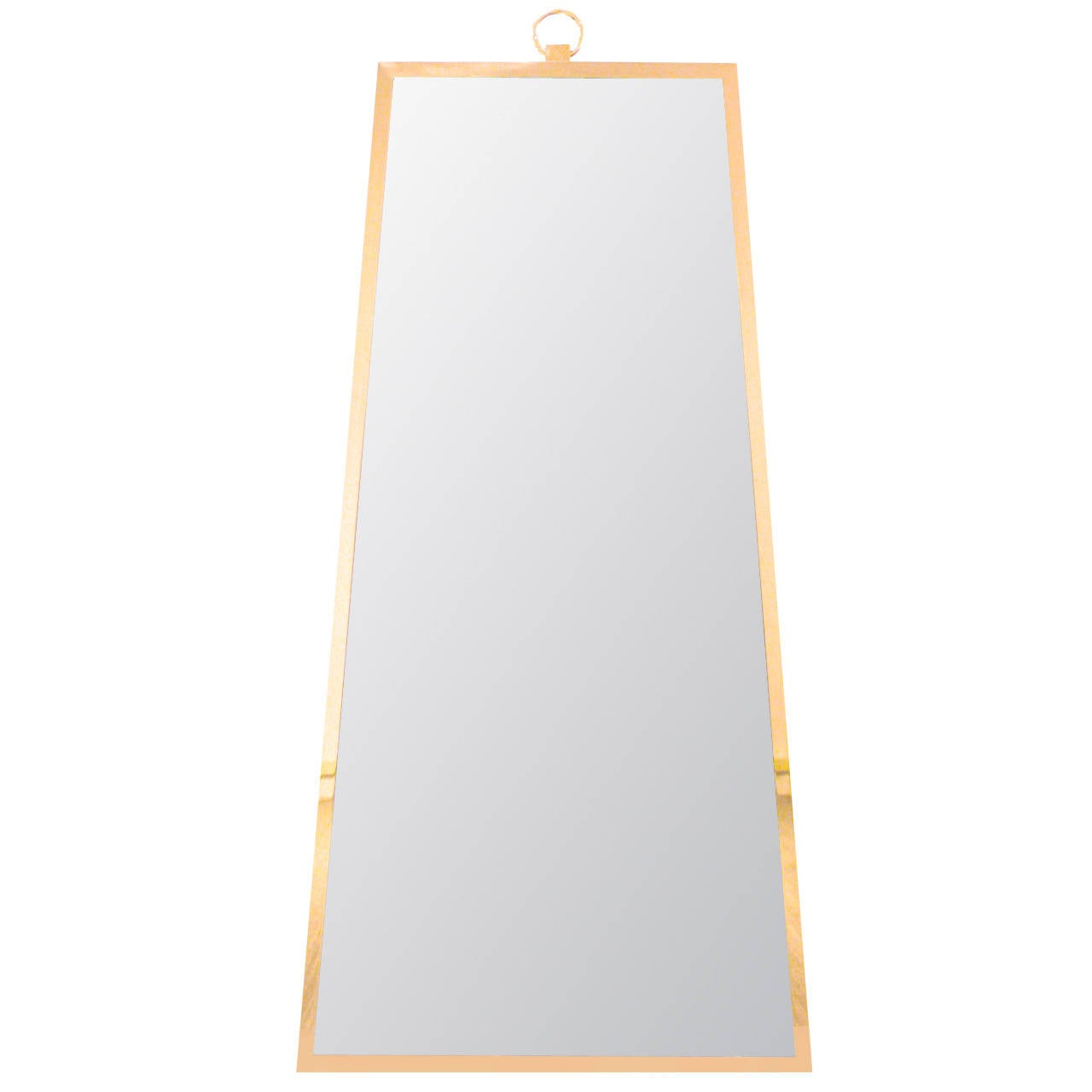 Full Length Trapezoid Mirror