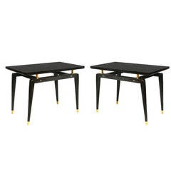 Pair of Formation Side Tablea
