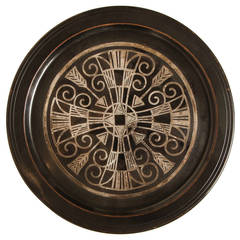 Luc Lanel for Christofle French Art Deco Tray