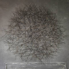Marco Croce Abstract Brutalist Sculpture