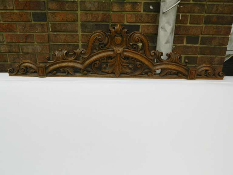19th Century Italian Renaissance Revival Canape or Sofa In Excellent Condition For Sale In Savannah, GA