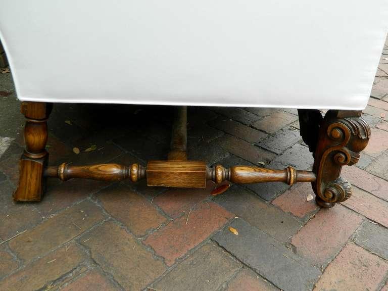 19th Century Italian Renaissance Revival Canape or Sofa For Sale 2